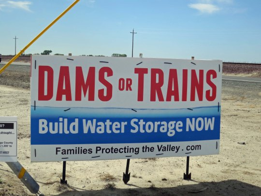 Much of the history of California as been marked by battles over who gets water.