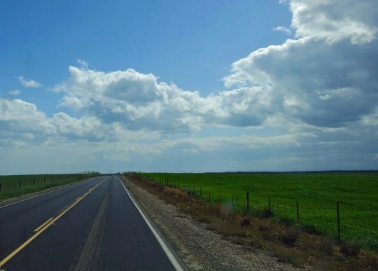 The long road to Escalon...