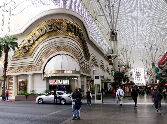 While Las Vegas has changed extensively over they years, it has retained its purpose of separating you from your money. Early casinos, like the nugget, suggested you would be taking gold home.