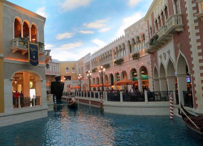 Or Venice...
