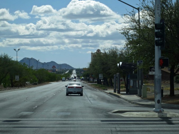 Boulder Highway as it looks today... not much different than it looked in 1989.