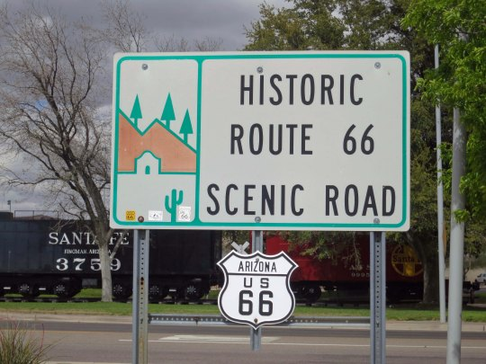 Kingman, Arizona is quite proud of its connection to Route 66. Two different museums in town feature Route 66 themes.