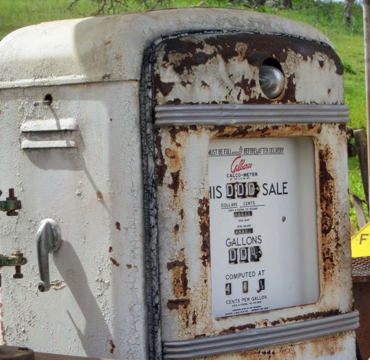 Remember the days when gas was $.40 a gallon? Probably not...