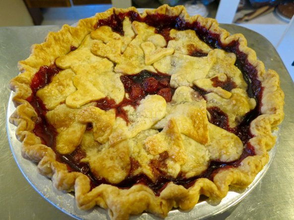 1 Cherry Pie at Pie Town