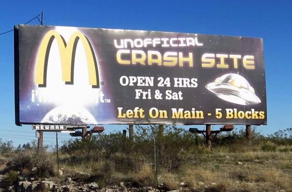 I've always wondered about the food served at McDs.