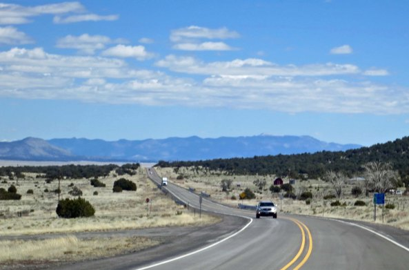 5 Highway 60 in New Mexico