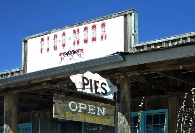 6 Pie-O-Neer Pies in Pietown New Mexico