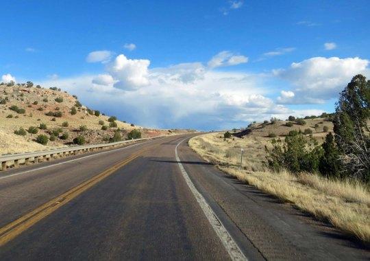 Arizona Highway 180.