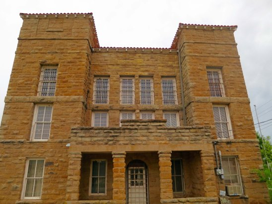 The Archer County Museum was originally built as a jail in 1909. The bottom floor served as a home for the sheriff and his family. The top two floors included cells and a hanging gallows.