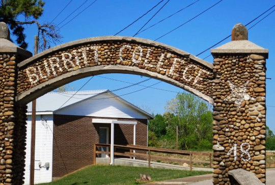 Burritt College in Spencer, Tennessee has been closed since 1939 but now has a Facebook Page.