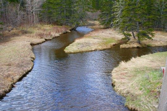 St. Andrews Provincial Park in the Cape Breton Highlands.