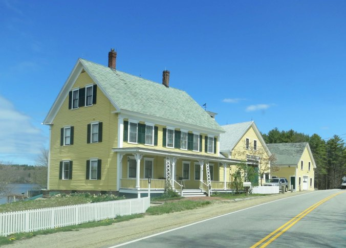 Houses, especially older ones, tend to be big. Imagine yourself cooped up with a large family over winter.