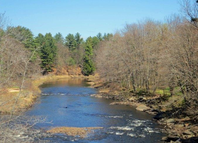 New England has great beauty.
