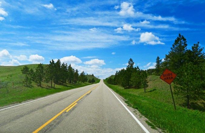 Road shot