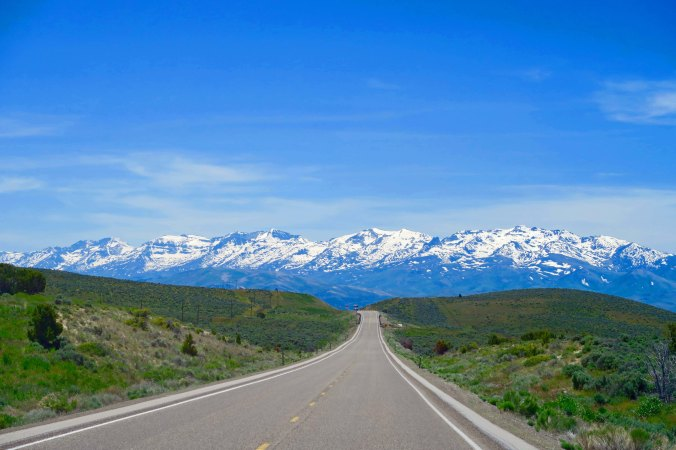 The road goes ever on. At least it seemed like it on my 10,000-mile bike journey around North America. As I left Nova Scotia and started my journey west, I knew that there would be mountain ranges in my future.