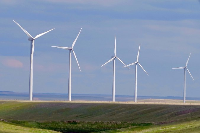 You may have noted the windmills in the Judith Gap sign. Check out the cattle at their base. There are 90 of the 40 story high monsters. They proved electricity to the 80 homes in Judith Gap plus another 360,000.