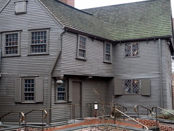 Another view of Revere's home.
