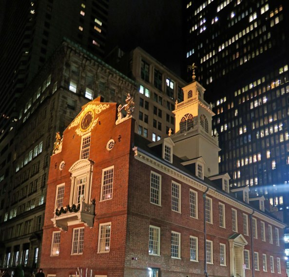 Boston's Old State House has been a symbol of American liberty for over 300 years.