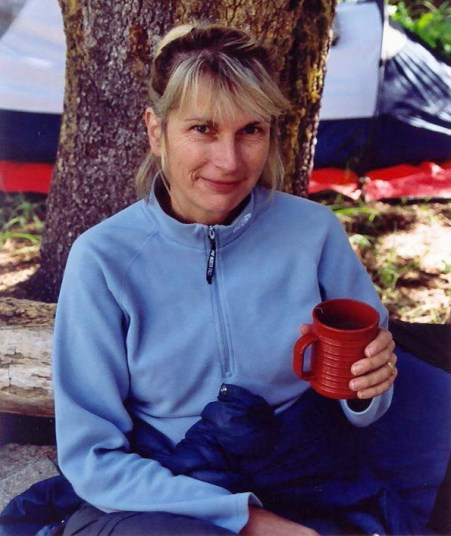 People from all walks of life joined our treks over the years. Many would come again and again. Nancy Pape, who is an interior decorator, first joined us in 1977. 40 years later, she still calls me each year to see if I am going on a backpacking trip she can join. She's family.