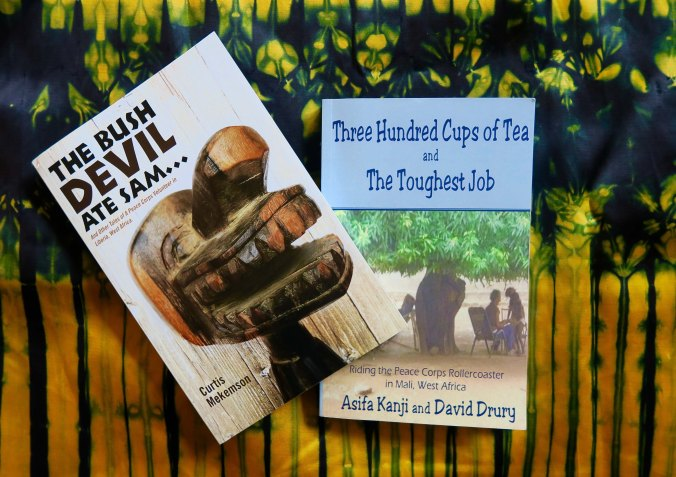The Bush Devil Ate Sam, Tree Hundred Cups of Tea, and the Toughest Job: Books on Peace Corps Experiences in West Africa