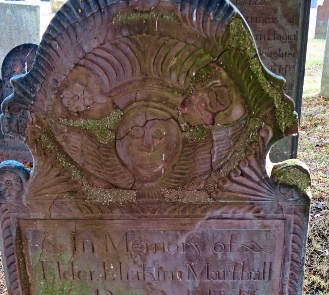 The New England Genealogical Society has been a good source of information about the Marshall's of Windsor, Connecticut. This is Eliakim who was a Deacon in the church. I am hoping that the Society may have information on the Mekemsons as well.