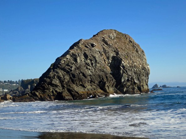 Harris Beach State Park near Brookings, Oregon