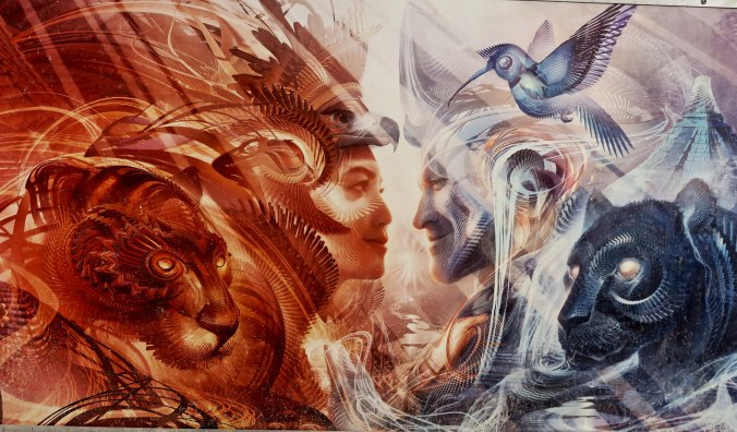 Camp Mystic art 5, Burning Man 2017