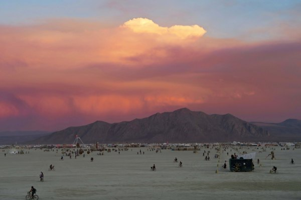Burning Man | Wandering through Time and Place