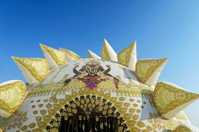 Mystic Camp 5, Burning Man 2017