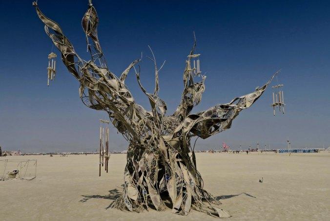 Methuselah at Burning Man 2017