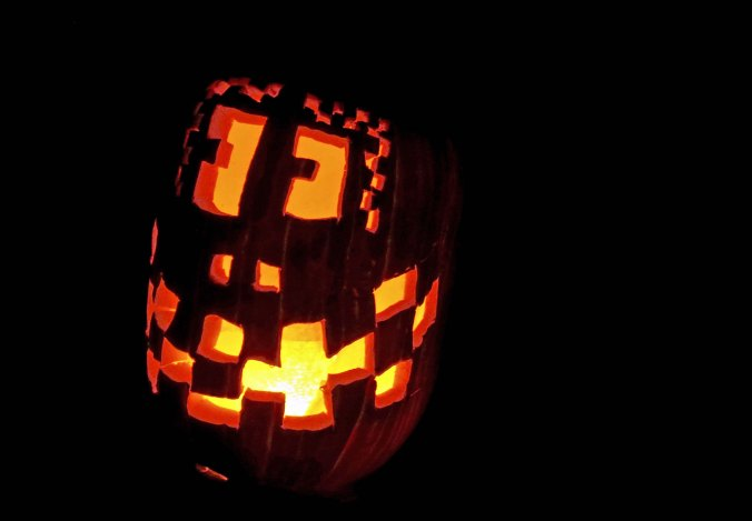 Pumpkin with checkered past at Jack-o-Lantern Spectacular