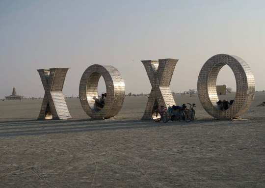 XOXO 4 Burning Man 2017