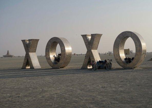 XOXO 4 Burning Man 2017