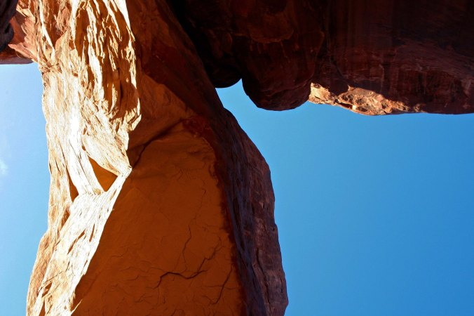 Arch in Double Arch, Arches NP