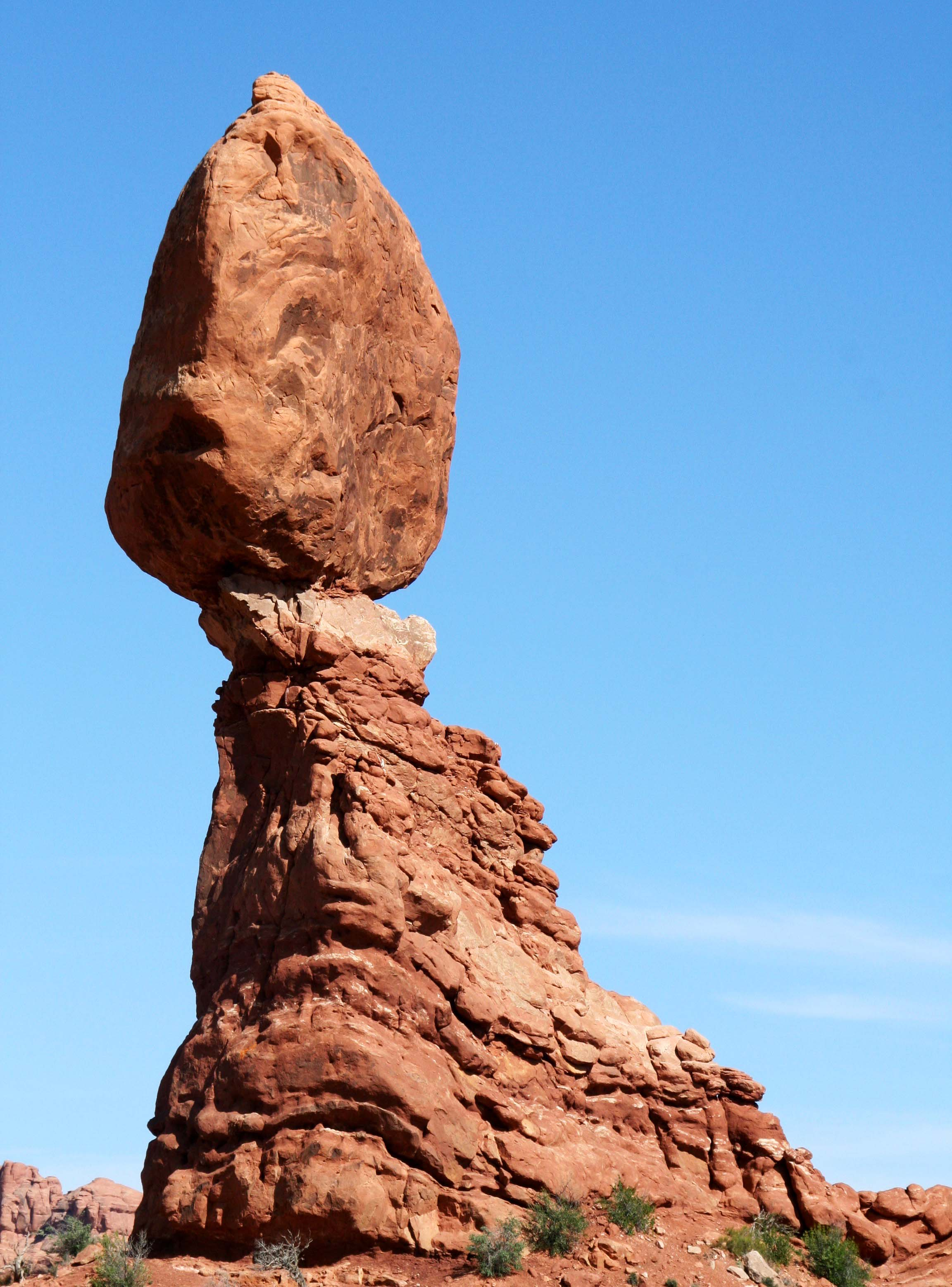 Balanced Rock, Arches National Park