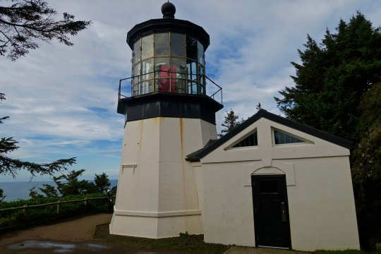 Cape Meares Lighthouse 2