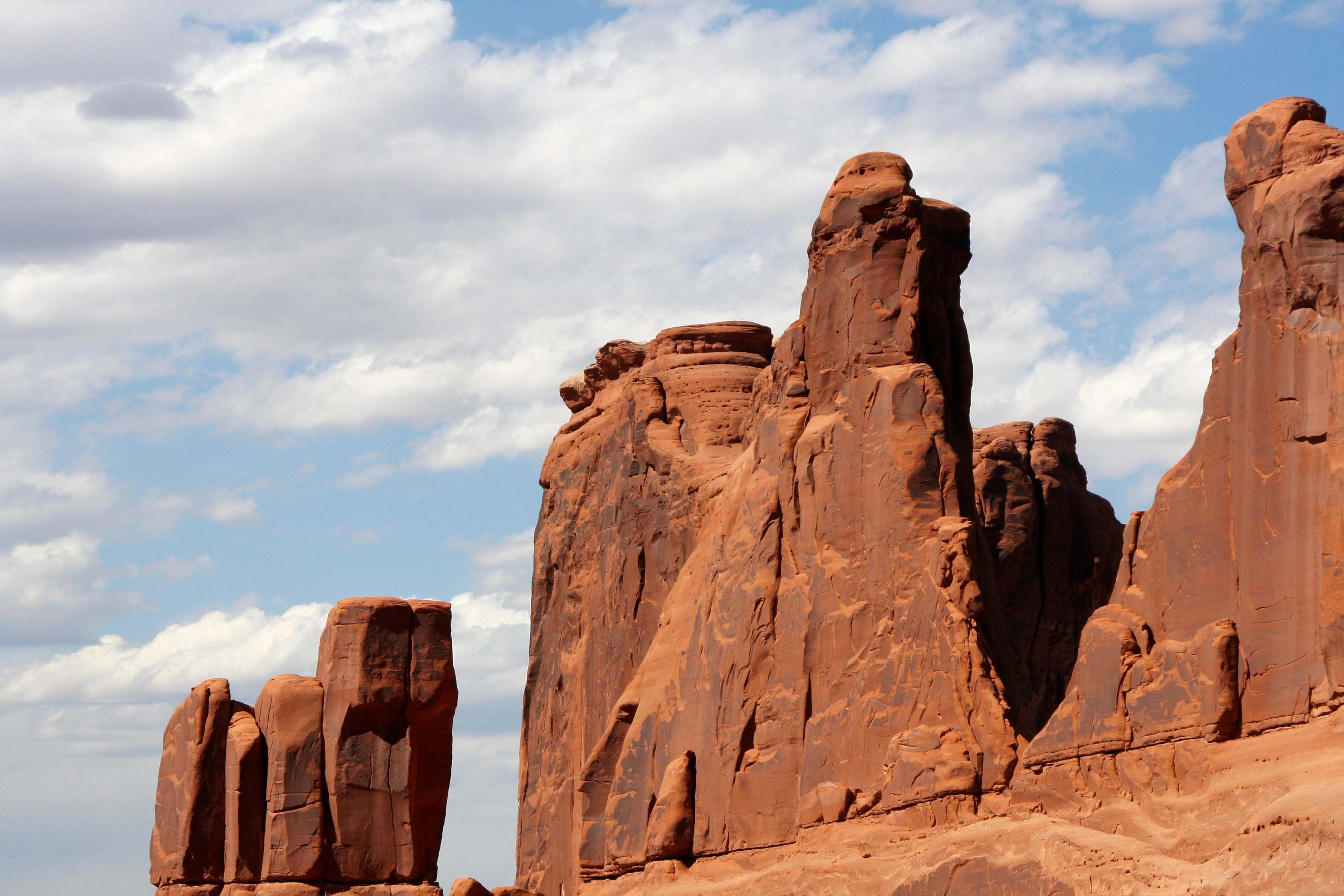 Park Avenue at Arches NP