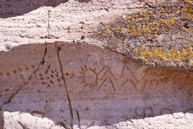 Rock Art of Petroglyph Point P6