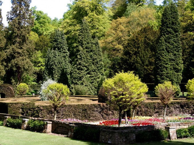 Gardens at Chatsworth