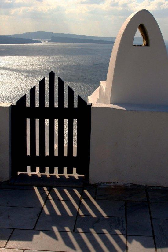 Gateway in Santorini P