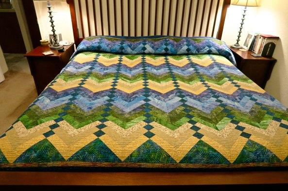 Peggy Mekemson quilt