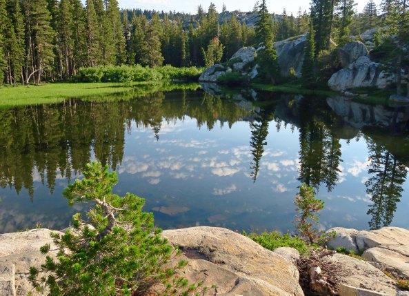 Peggy's Lake