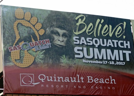 Sasquatch Summit Billboard