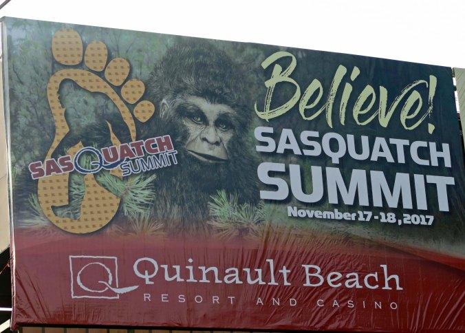 Sasquatch Summit Billboard