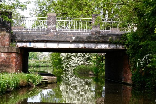 Bridge number 13 on the Trent and Mercy Canal