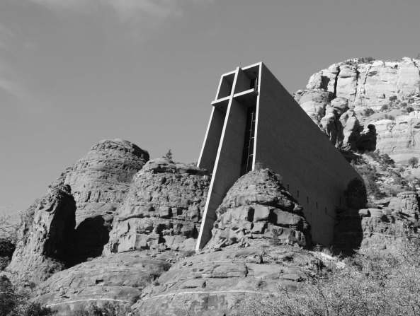 Chapel of the Holy Cross in Sedona
