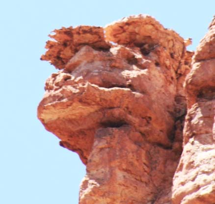 Grand Canyon rock formation