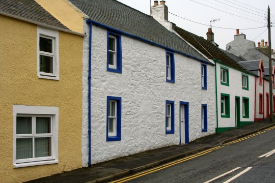 Homes in Scotland