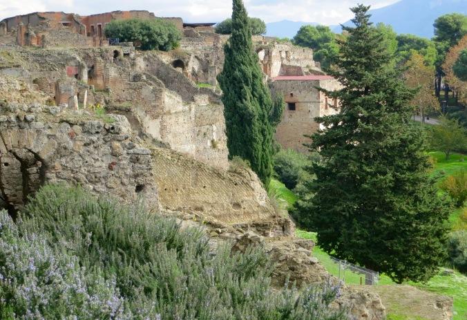 Edge of Pompeii