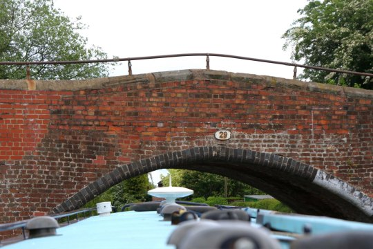 Low Bridge on Trent and Mersey Canal